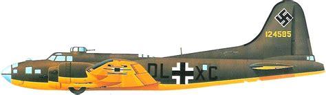 Maspion Mrj 200 Bs wings palette boeing b 17 flying fortress germany