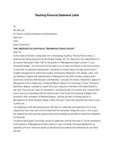 teaching personal statement letter hashdoc