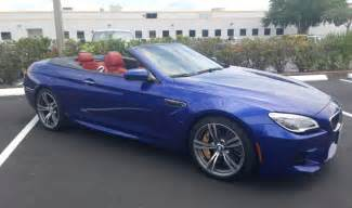 Sloping Lot 2016 bmw m6 convertible review