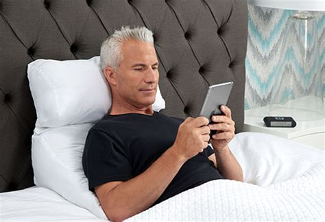 best pillow for watching tv in bed 10 in 1 flip pillow sharper image