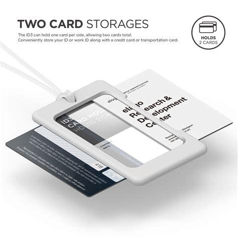Usb Id Card usb id card holder white with transparent elago europe