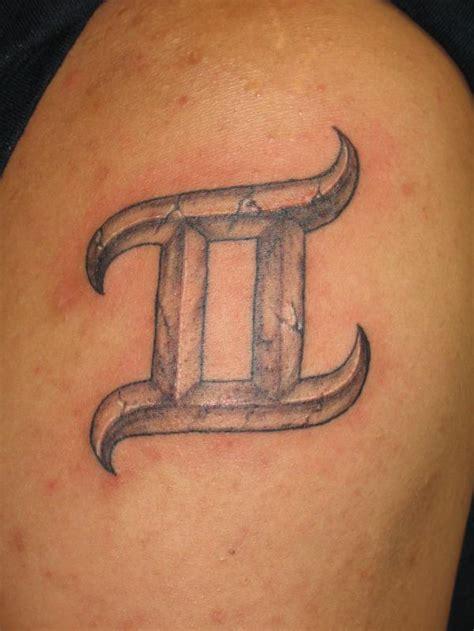 tattoo designs of zodiac signs gemini 61 gemini zodiac sign tattoos ideas