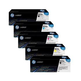 Toner Hp Cb380 Black Original hp 823a cb380 cb381 cb383 cb382 original black and