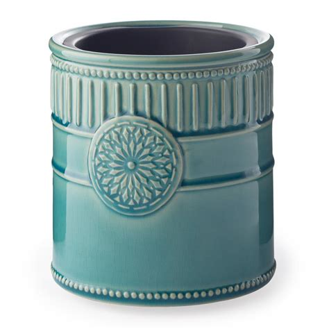 candel warmer medallion ceramic candle warmer crock