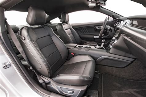 mustang seats 2015 ford mustang ecoboost interior front seats photo 17