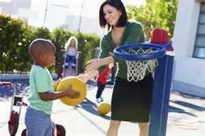 One step at a time helping young children be active