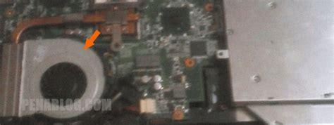 Ganti Kipas Laptop mudahnya ganti kipas laptop acer aspire 4739 penablog