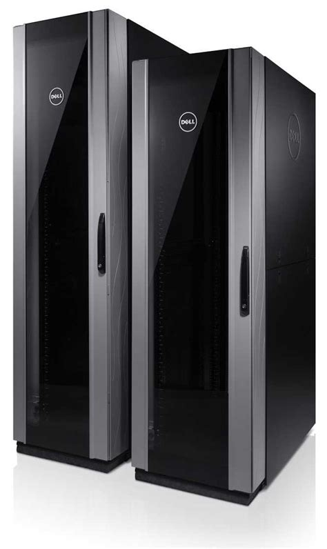 Dell Racks by Dell Poweredge Energy Smart Containment Rack Enclosure