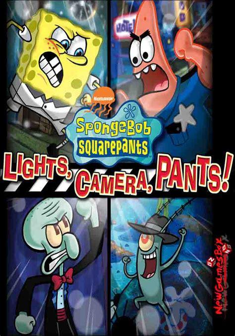 Spongebob Squarepants Lights Free
