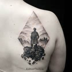 wanderer tattoo 33 best artist inspired images on ideas