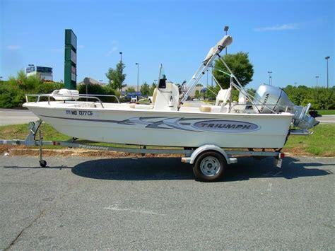 triumph boat trailer triumph boats boats for sale