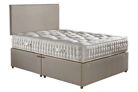 1000 pocket sprung touch king size divan bed