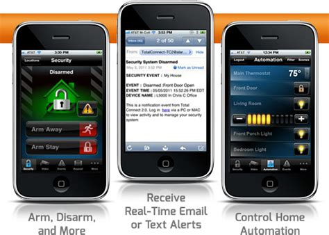 home from phone great smart home automation app