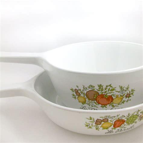 corelle herb pattern 69 best corning ware designs images on pinterest vintage