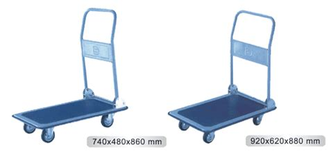 Truck Foldable Caster 150kg 705x440x900mm shopping trolley caster