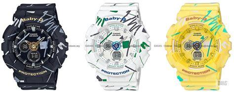 Casio Babyg Ba 120sc 1a Original casio ba 120sc baby g digi graffi end 2 6 2018 8 59 pm