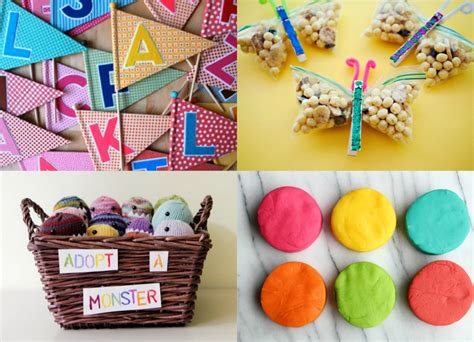 Kids Birthday Giveaways - party favor ideas