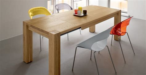 sme divani tavolo allungabile in rovere tavoli a prezzi scontati