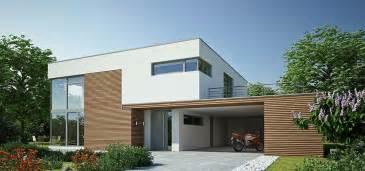 Bungalow Design H 228 User Im Bauhausstil Design Amp Moderne Von Mt Massivhaus
