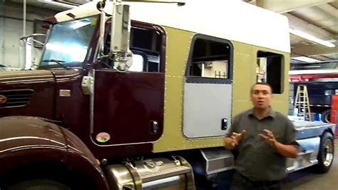 Bentz Sleeper by Peterbilt Ultra Crew Cab Designed By Bentz Transports