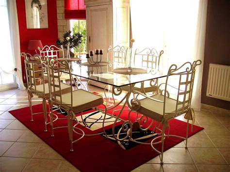 Chaise De Jardin Pas Cher 1321 by Salle A Manger Fer Forge Hoze Home