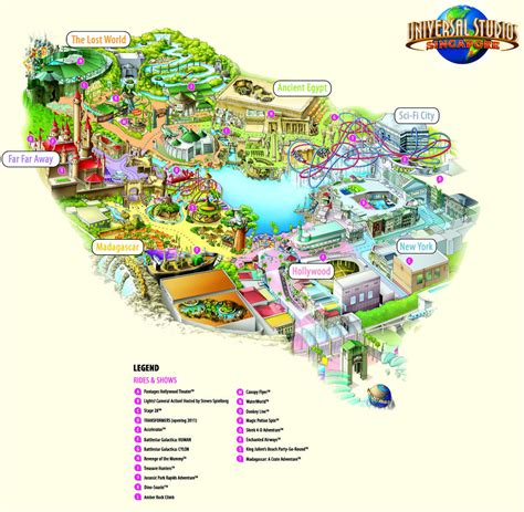 universal map currently no title universal studio singapore a place where tales come true