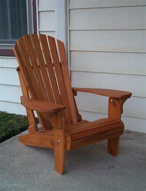 Adirondack Chair Design by Diy Minwax Adirondack Chair Plan Plans Free