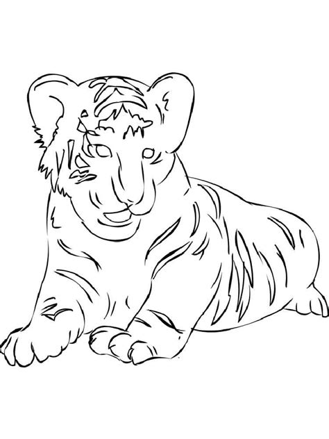coloring pages of tiger fish tiger fish page coloring pages