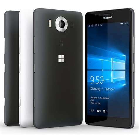 earlier this month microsoft revealed their new flagship phones lumia lumia 950 now finally listed at microsoft us online store