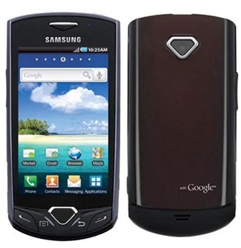 android eclair samsung gem specs detailed still runs android eclair gsmdome