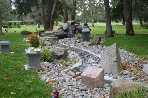 Garden Cemetery New Tacoma Cemetery Place New Tacoma