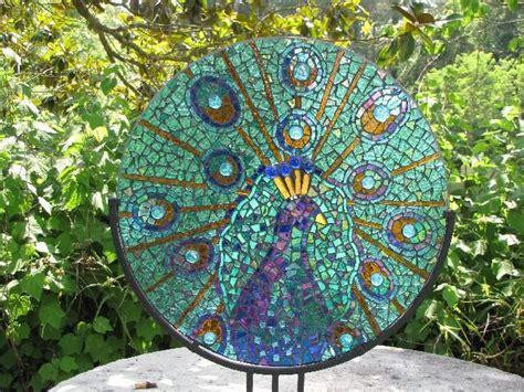 Mosaic Pattern Peacock   peacock mosaic pattern peacock mosaic mosaics birds