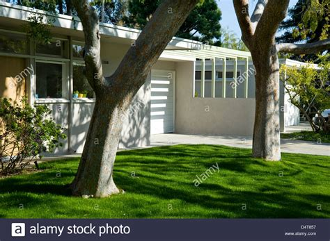 mid century home blueprint royalty free stock image case study house 1960 s mid century modern architecture in