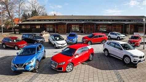 Autobild Vergleichstest by Opel Mokka Autobild De