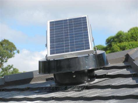 solar attic exhaust fan solar roof ventilators exhaust fans roof ventilation ges