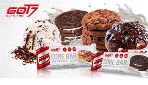 Hazelnut 250 Gram protein spread chocolate hazelnut by got7 nutrition 250