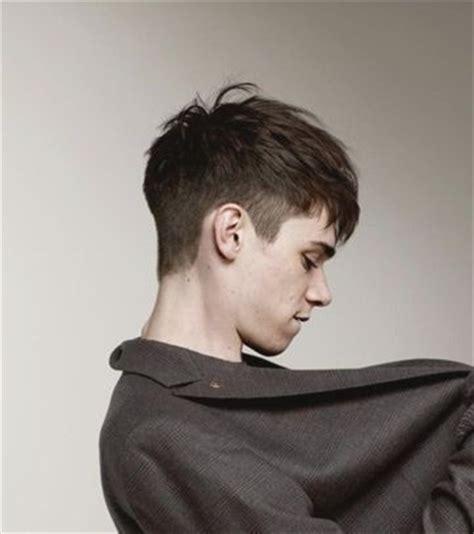 boy fringe haircut undercut boy buscar con google mi estilo pinterest