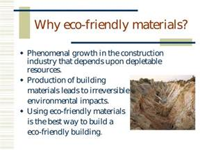 Cost To Build A House by Eco Friendly Building Materials