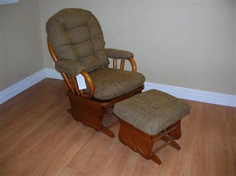 comfy chair with ottoman most comfortable glider recliner with ottoman