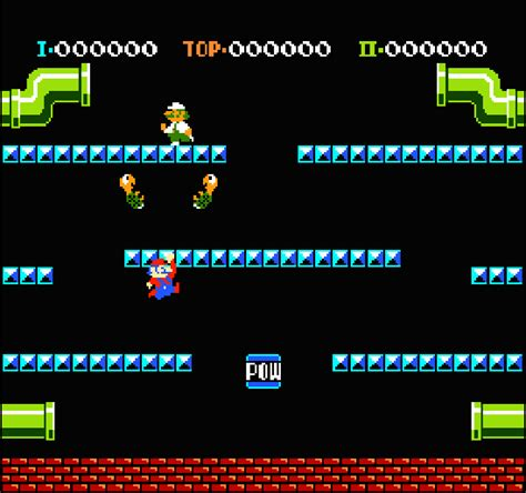 Cabinet Records The Mario Bros History Of Character Design