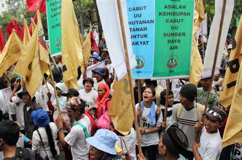 Pendidikan Rakyaat Petani menghidupkan tanah mati untuk kesejahteraan petani belajar dari sejarah nabi muhammad saw