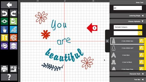 lettering design software bernina toolbox lettering embroidery software for lettering bernina