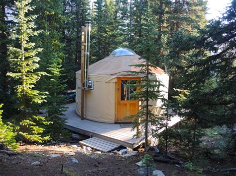 airbnb yurt 6 treehouses you can rent in colorado 303 magazine