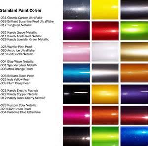 automotive paint colors pinteres