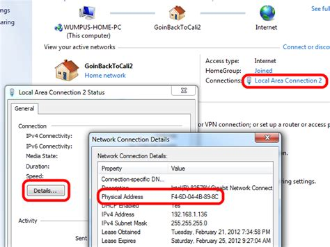 Find Mac Address Lookup Image Gallery Mac Address Windows 10