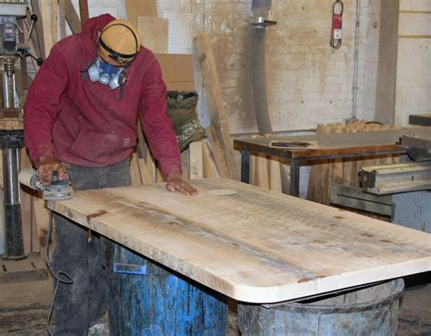 Handcrafted Tables - how our farm tables are made olde things