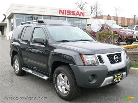 grey nissan xterra 2011 nissan xterra s 4x4 in night armor 500272 autos