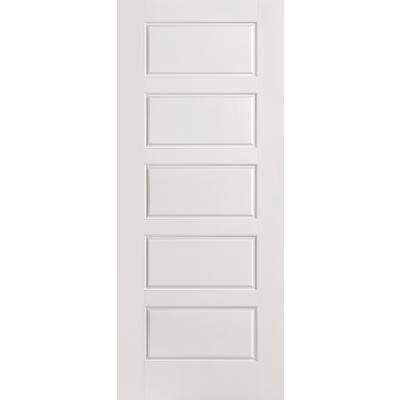 Headboard Idea Masonite Primed 5 Panel Equal Smooth Masonite Interior Doors Canada