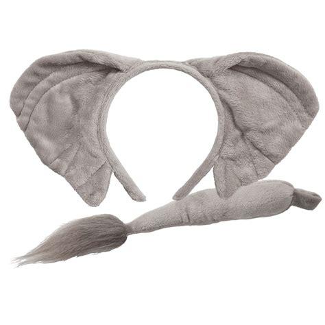 adults animal ears headband amp tail set fancy dress party