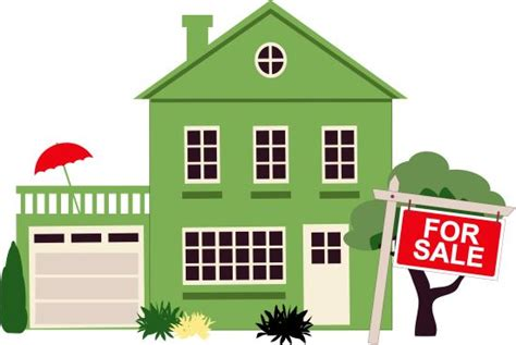clipart home house for sale clip clipartix